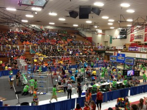 The Indiana Robotics Invitational 2013