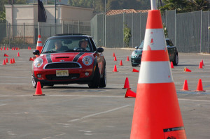 Is that clutch I smell? The autocross MTTS Los Angeles 2008